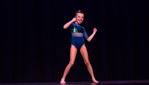 Tueller School of Dance competitions