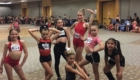 dance girls competing
